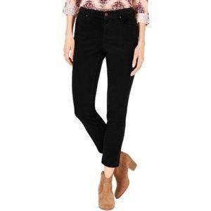 NWT Style & Co Petite Tummy Control Corduroy Pants